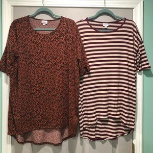 🍁 Lularoe Fall Perfect Tee Bundle 🍁
